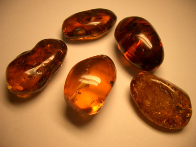 Massive (huge) loose baroque amber beads (undrilled)