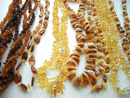 Amber chip necklaces - chip necklace - amber chips - Baltic amber chip necklace - wholesale amber necklaces